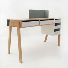 42 Pieces of Productive Office Furniture - From Shelf-Incorporated Seating to Modular Office Desks (TOPLIST)