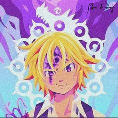 Bts Anime, Manga Anime, Otaku Anime, Anime Cosplay, Seven Deadly Sins Anime, 7 Deadly Sins, Anime Angel, Fate Stay Night Characters, Meliodas Vs