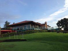 The Club House of Golf Club Udine, Fagagna - Italy.