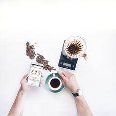 #coffee #onthetable