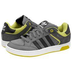 Adidas Varial ST Skate Shoes Mid Cinder/Half Green/Black