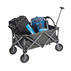 The Kampa Trucker Folding Festival Trolley is a 4 wheeled load pull-along trolley that just keeps on trucking and can be folded down to fit in Family Camping, Camping Gear, Outdoor Camping, Festival Trolley, Backpacking Sleeping Bag, Tunnel Tent, A Frame Tent, Lightweight Tent, Kids Sleeping Bags
