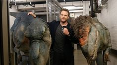 Chris Pratt Dinosaurs Prank (SA Wardega) - hahahaha epic prank from the creators of Spider Dog