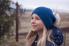 Ravelry: Rocky Ridge Hat pattern by Knox Mountain Knit Co.