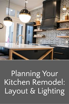 Planning Your Kitche