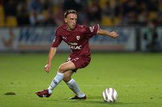 Franck Ribery (FC Metz) 2004 Football Icon, World Football, Fc Metz, Champions League, Running, Sports, Soccer, Germany, Bavaria