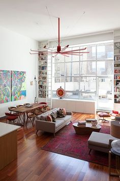 These are the apartments that interior designers use as inspiration