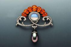 清新宝石高级珠宝 台湾设计师 龚遵慈作品