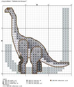 alfabeto dei dinosauri J