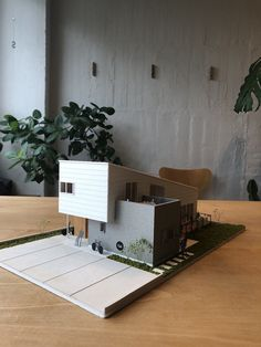 Maquette Architecture, Concept Models Architecture, Architecture Model Making, Interior Architecture, Architecture Diagrams, Interior Design, Architecture Portfolio, Model House Kits, Architectural Presentation