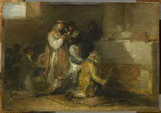 Le Mariage inégal-useo de Louvre