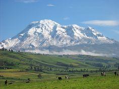 Volcán Chimborazo-Ecuador-hiking