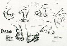 Inspirational Artist of the Day: Glen Keane (Animator - character designer)