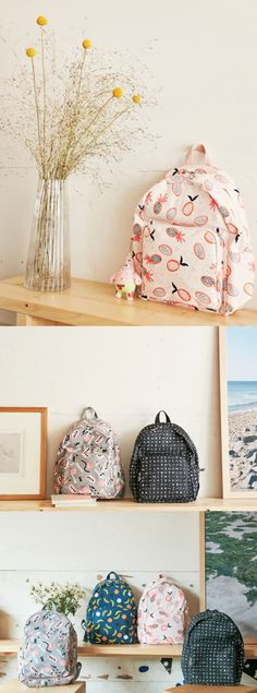 The Urbaney Backpack is a lovely backpack I can easily take anywhere I go! Sufficient spaces and adorable design that make this bag suitable for any situation!