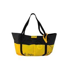 BAG TO LIFE - Unikate gefertigt aushochfunktionalen Materialien der Luftfahrtindustrie Sonne, Strand und … jede Menge Dinge, die es gilt unterzubringen. Mit der Beach Bag bietet BAG TO LIFE die passende Strandtasche...
