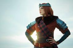 Witcher 3 - Cerys an Craite by Eugenia (niamash) Elf Cosplay, Cosplay Costumes, Cosplay Ideas, Costume Ideas, Faun Costume, Fb Profile, Ciri, The Witcher 3, My Fb