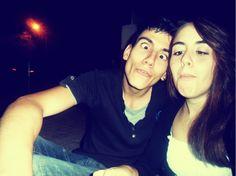 mi hermano ,mi amigo♥