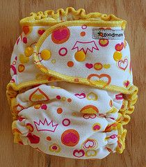 Want goodmama diapers! So purdy!