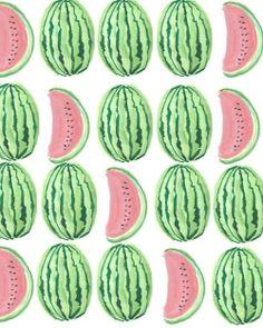 Watermelon background ✌️