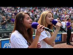 2015 National Anthem MLB Colorado Rockies vs NY Mets - YouTube