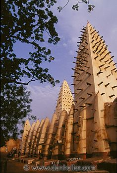 Ouagadougou mosque - Burkina Faso