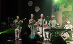 """SHOW E GRAVAÇÃO DVD (Geronimo Santana, Banda Mont´Serrat e Orquestra Afro Sinfônica) - Show """"TOADA ANCESTRAL"""" Projeto Natura no Teatro Cidade do Saber (Camaçari-Bahia-Brasil)"""