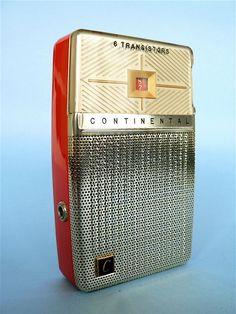 My Transistors Le Radio, Tv On The Radio, Pocket Radio, Receptor, Old Technology, Vintage Television, Retro Radios, Radio Wave, Antique Radio