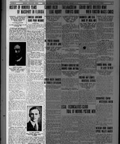 The Palm Beach Post, 21 January 1917, Page 1