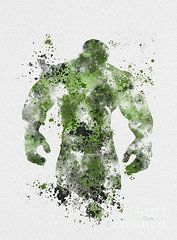 The Incredible Hulk ART PRINT 10 x illustration, Superhero, Home Decor, Wall Art, Marvel by SubjectArt on Etsy Marvel Avengers, Marvel Art, Marvel Dc Comics, Marvel Heroes, Marvel Characters, Ms Marvel, Captain Marvel, Comic Books Art, Comic Art