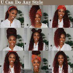 85 Box Braids Hairstyles for Black Women - Hairstyles Trends Box Braids Hairstyles, Dreadlock Hairstyles, Marley Twist Hairstyles, Hairstyles Videos, Curly Crotchet Hairstyles, Box Braids Updo, Braids Easy, How To Bun, 18 Inch Hair