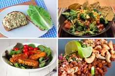 All About Tempeh + 7 Tasty Recipes // still learning how to make tempeh taste good, or at least okay. LOL!