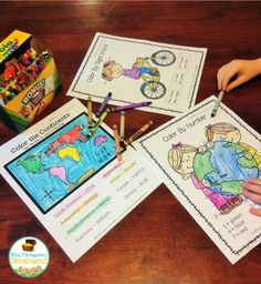 Love the Earth - Fun Activities for Earth Day