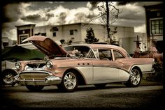 Classic car show pictures taken using 55mm Nikkor f1.2 by PhotosByMing, via Flickr