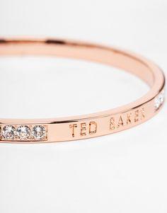 Image 4 - Ted Baker - Bracelet fin avec cristaux