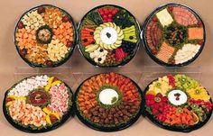 PARTY PLATTER IDEAS | Trays and Platters