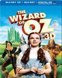 Wizard of Oz : 75th Anniversary [3D] [Includes Digital Copy] [Blu-ray/DVD] [Blu-ray/Blu-ray 3D/DVD] [1939]