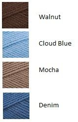 Blues and Browns