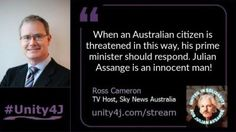 Vigil 3.0 Ross Cameron Quick Quotes, Innocent Man, Sky News