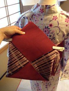 風船太鼓の結び方 半幅帯 | タイガー☆リリーのわくわくブログ Bags, Traditional Japanese, Kimonos, Handbags, Bag, Totes, Hand Bags
