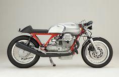 Moto Guzzi Cafe Racers by Kaffe Maschine