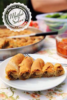 El Açması Kıymalı Börek - Tarifin püf noktaları, binlerce yemek tarifi ve daha fazlası...