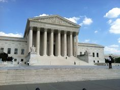 Supreme Court of the United States in Washington DC, D.C.
