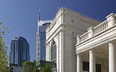 Schemerhorn Symphony Center - home of the Nashville Symphony.