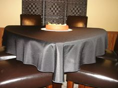 75 Black Triangle Tablecloth For By Knotsewinnocent