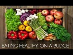 How to Eat Healthy on a Budget - YouTube
