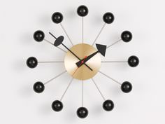 George Nelson's Wall Clock