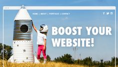 New stuff that will give your site the 'wow' factor.