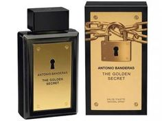 Antonio Banderas The Golden Secret Perfume - Masculino Eau de Toilette 30ml