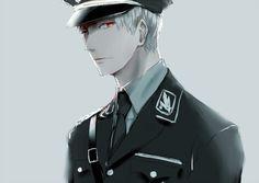 Gilbert - Art by のり on Pixiv, found via Zerochan