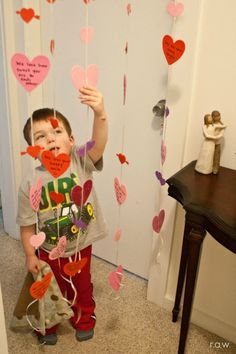 Curtain Of Love & 10 other fabulous Valentine's Day ideas!